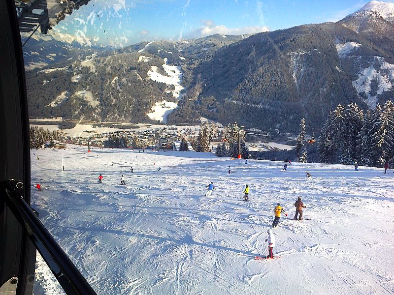 spalivingblog.com despre bogner, statiu schi flachau, austria