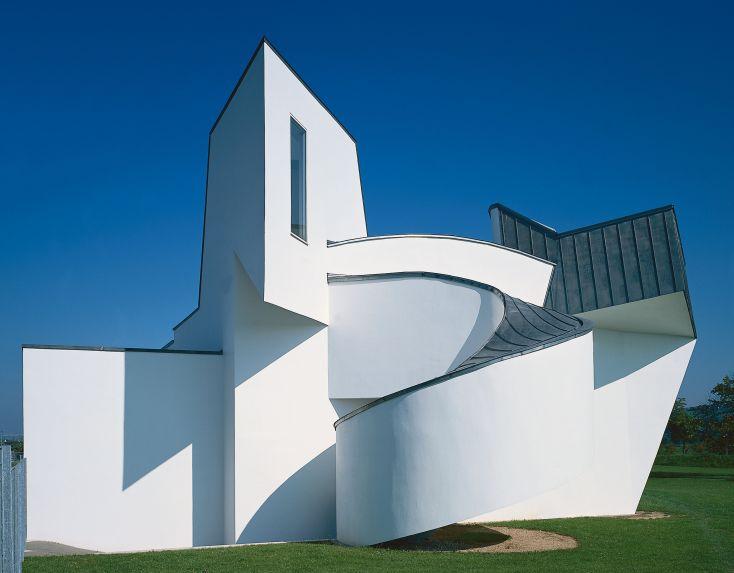 Vitra Design Museum, Architekt Frank Gehry
