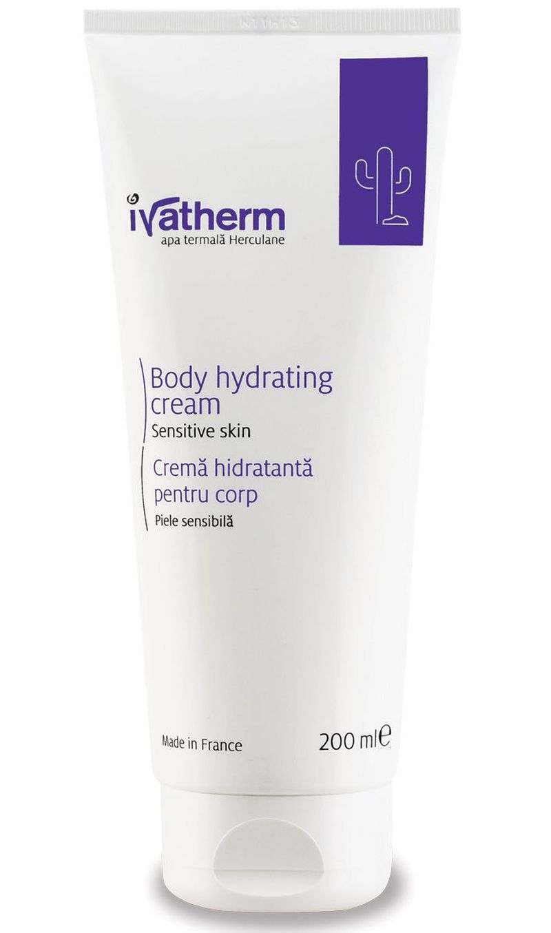 body hidrating cream ivatherm