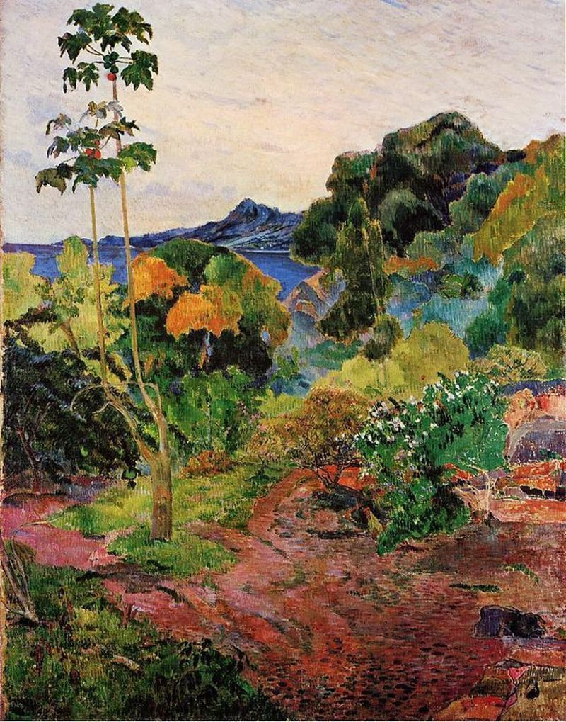 Tropical Vegetation, 1887, Scottish National Gallery