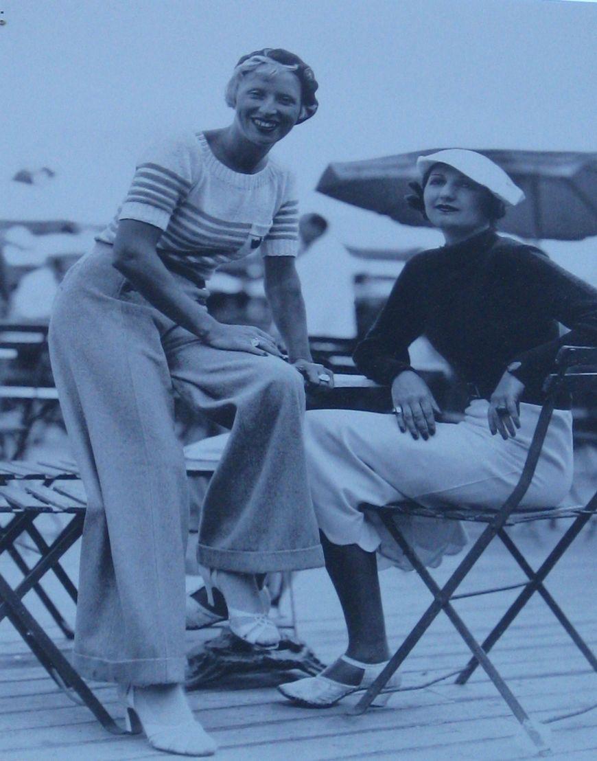 Les Planches Deauville, 1934