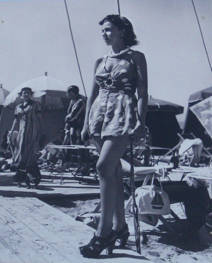 Les Planches Deauville, 1938